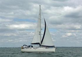 dufour sailing