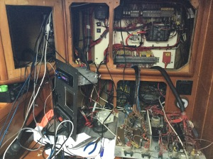 electrical panel mess
