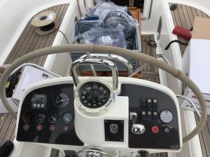 old steering