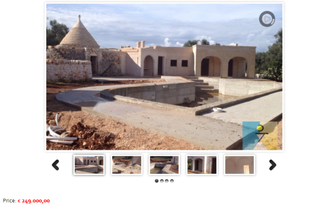 trullo for sale
